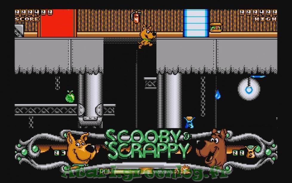 Scooby Doo & Scrappy : Impression d'écran 3