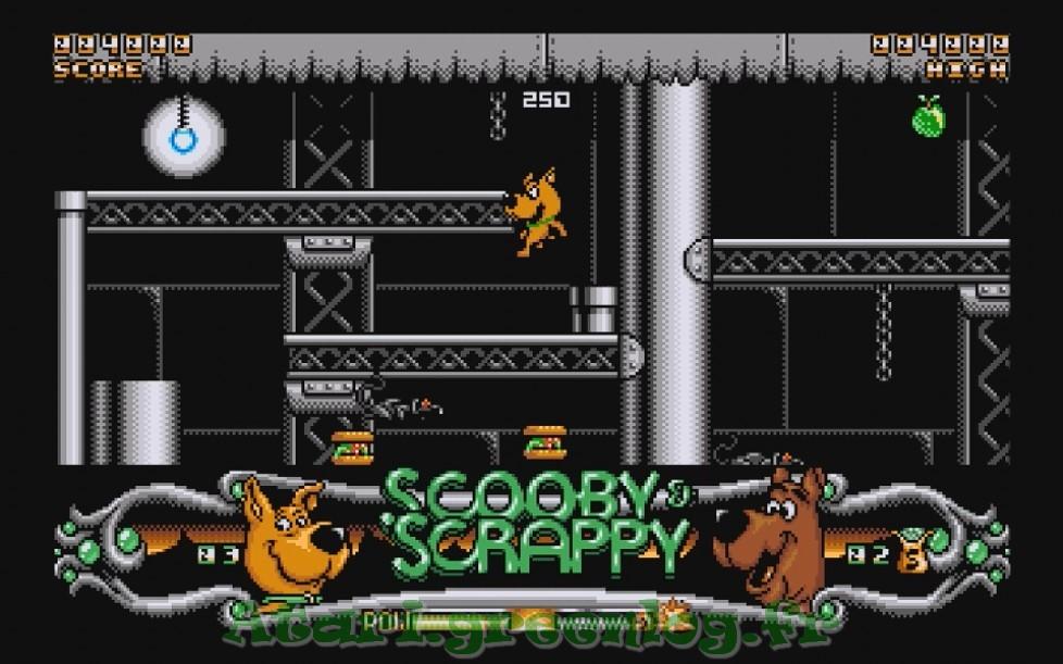 Scooby Doo & Scrappy : Impression d'écran 4