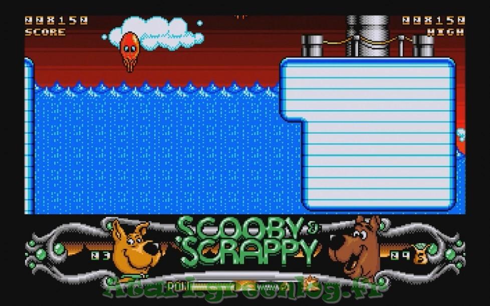 Scooby Doo & Scrappy : Impression d'écran 5