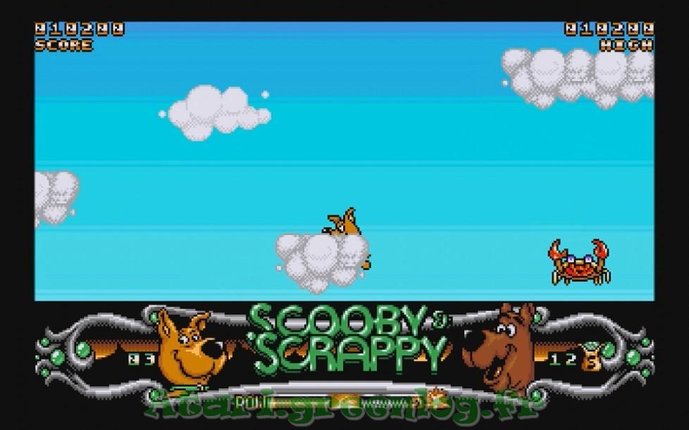 Scooby Doo & Scrappy : Impression d'écran 6