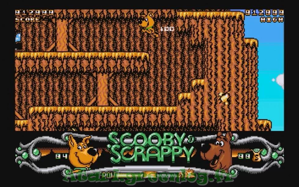 Scooby Doo & Scrappy : Impression d'écran 7
