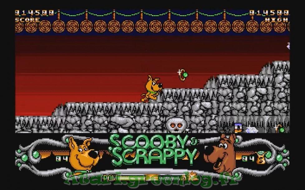 Scooby Doo & Scrappy : Impression d'écran 8