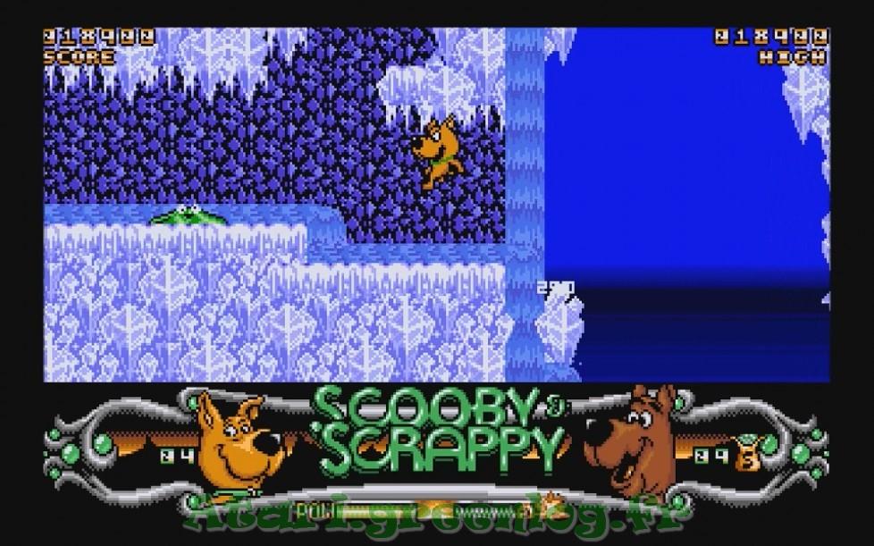 Scooby Doo & Scrappy : Impression d'écran 9