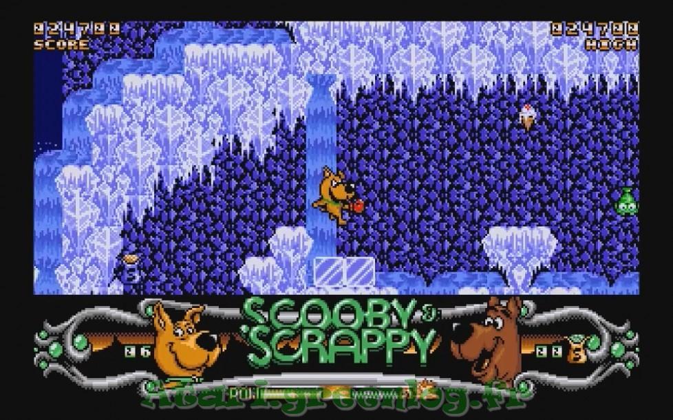 Scooby Doo & Scrappy : Impression d'écran 10