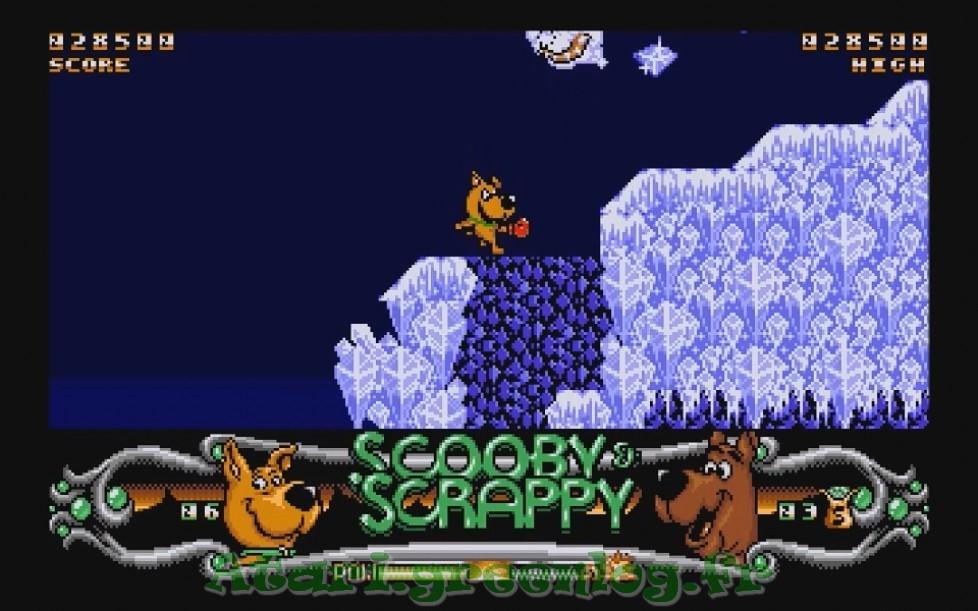 Scooby Doo & Scrappy : Impression d'écran 11