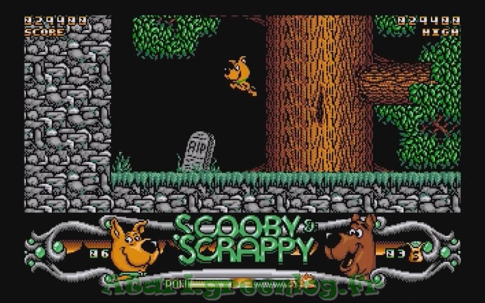 Scooby Doo & Scrappy : Impression d'écran 13