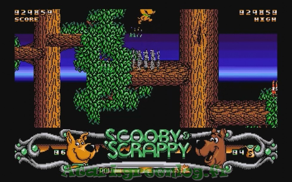 Scooby Doo & Scrappy : Impression d'écran 14