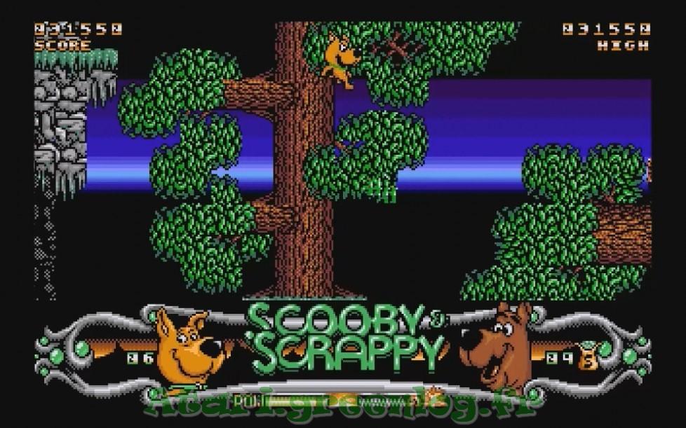 Scooby Doo & Scrappy : Impression d'écran 15