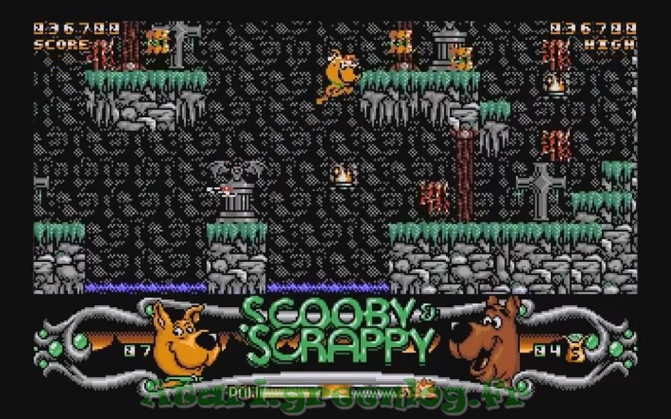 Scooby Doo & Scrappy : Impression d'écran 16
