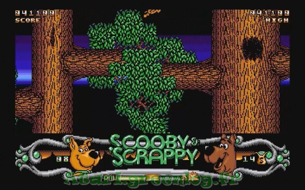 Scooby Doo & Scrappy : Impression d'écran 17