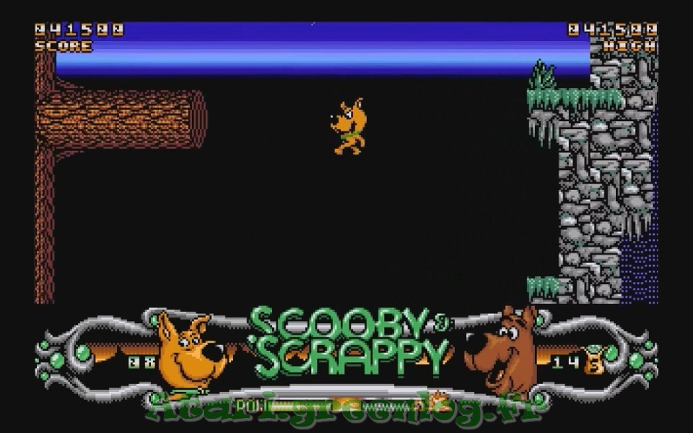 Scooby Doo & Scrappy : Impression d'écran 18