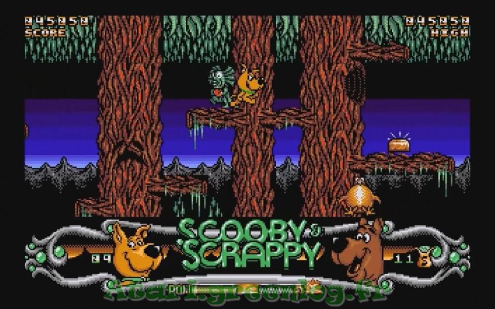 Scooby Doo & Scrappy : Impression d'écran 19