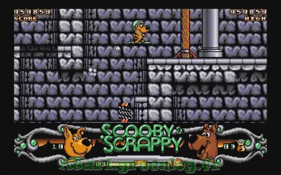 Scooby Doo & Scrappy : Impression d'écran 21