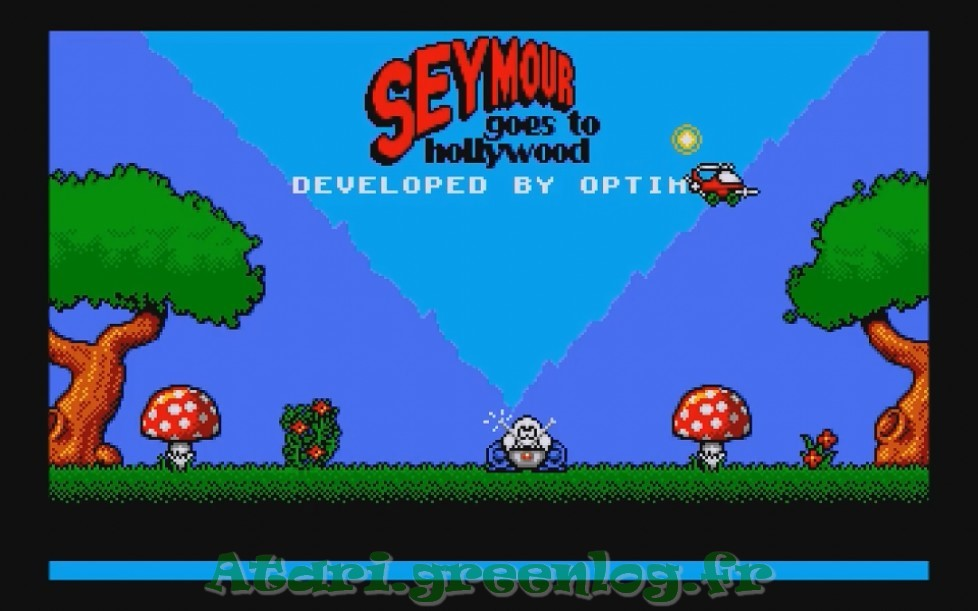 Seymour goes to hollywood : Impression d'écran 3