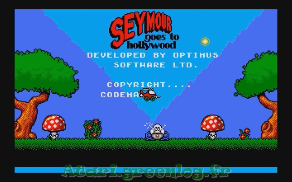 Seymour goes to hollywood : Impression d'écran 4