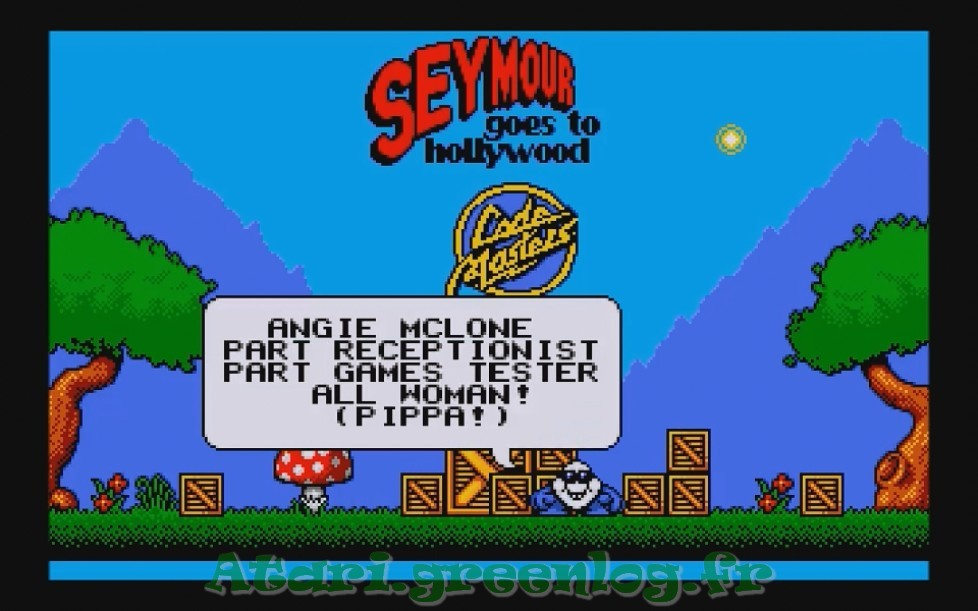 Seymour goes to hollywood : Impression d'écran 5