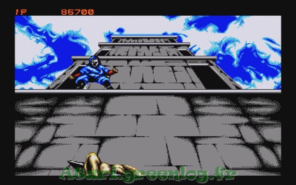 Shadow Dancer : Impression d'écran 17