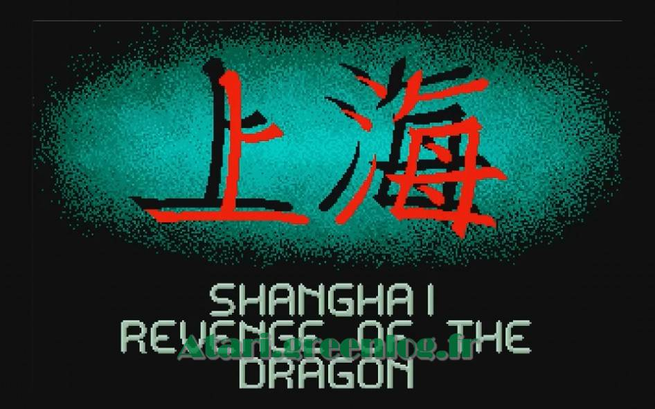 Shanghai Revenge of the Dragon