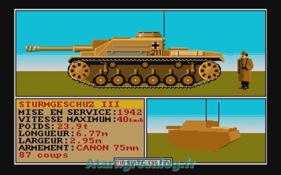 Sherman M4 : Impression d'écran 4