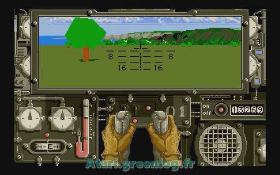 Sherman M4 : Impression d'écran 5