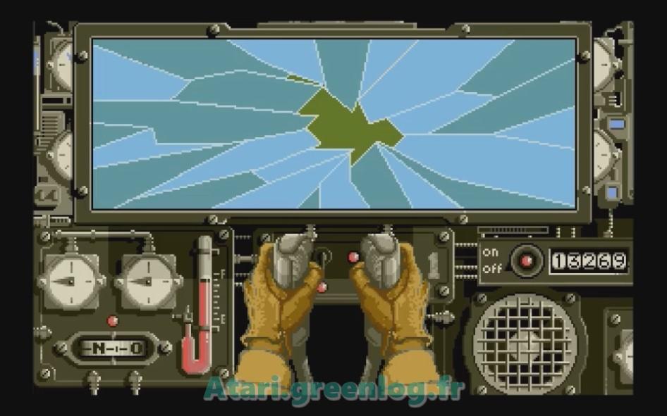 Sherman M4 : Impression d'écran 7