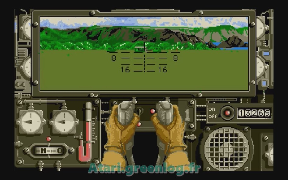 Sherman M4 : Impression d'écran 8