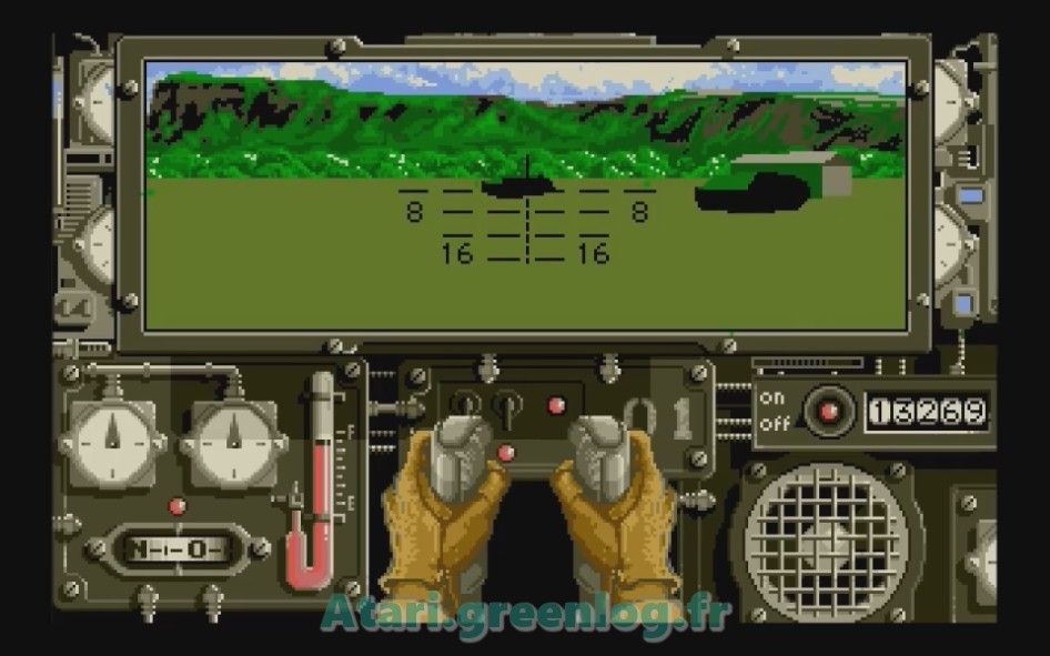 Sherman M4 : Impression d'écran 9