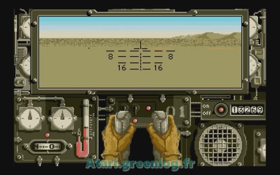 Sherman M4 : Impression d'écran 13