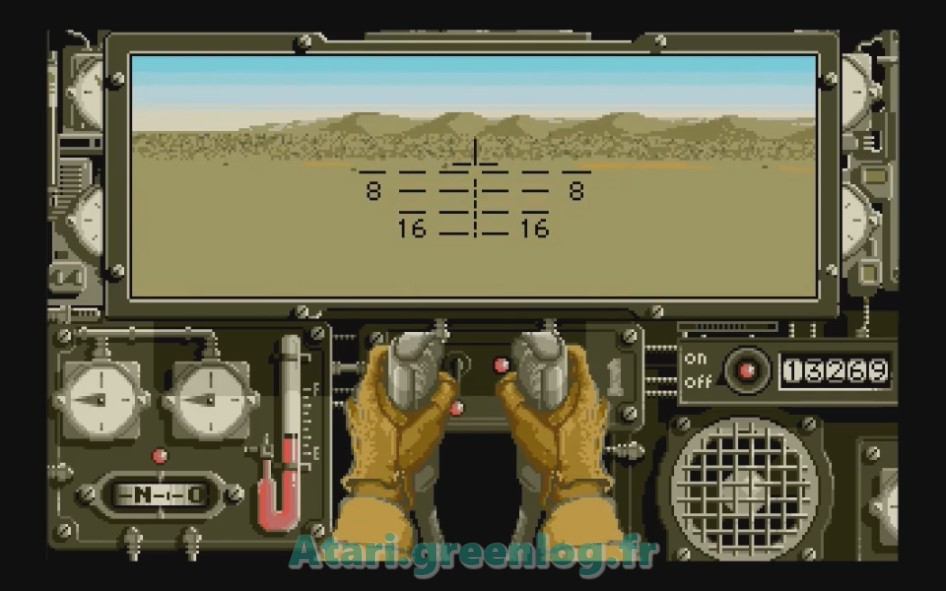Sherman M4 : Impression d'écran 15