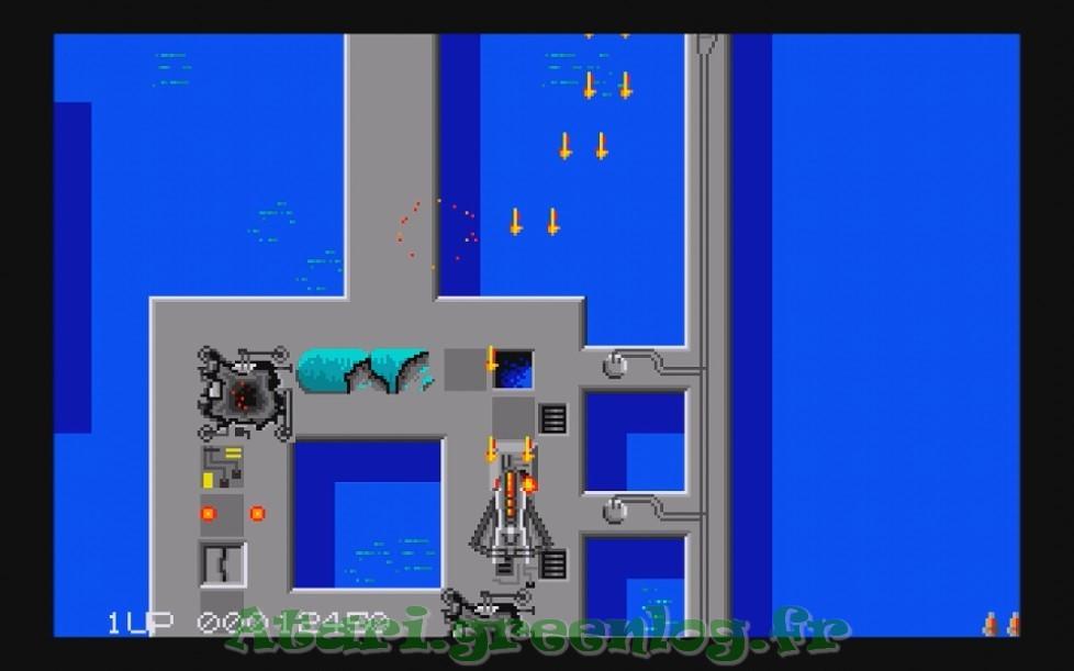 Side Winder : Impression d'écran 5