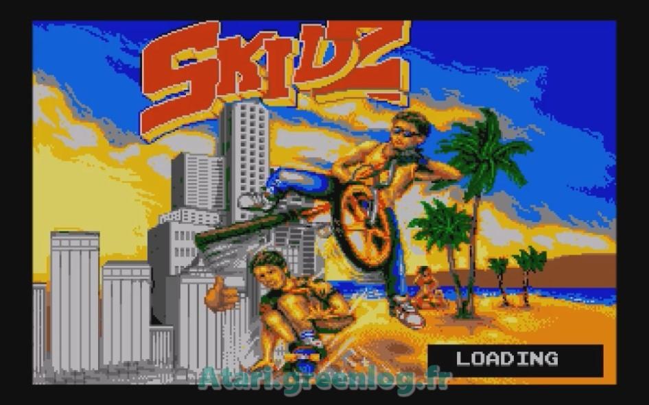 Skidz : Impression d'écran 3