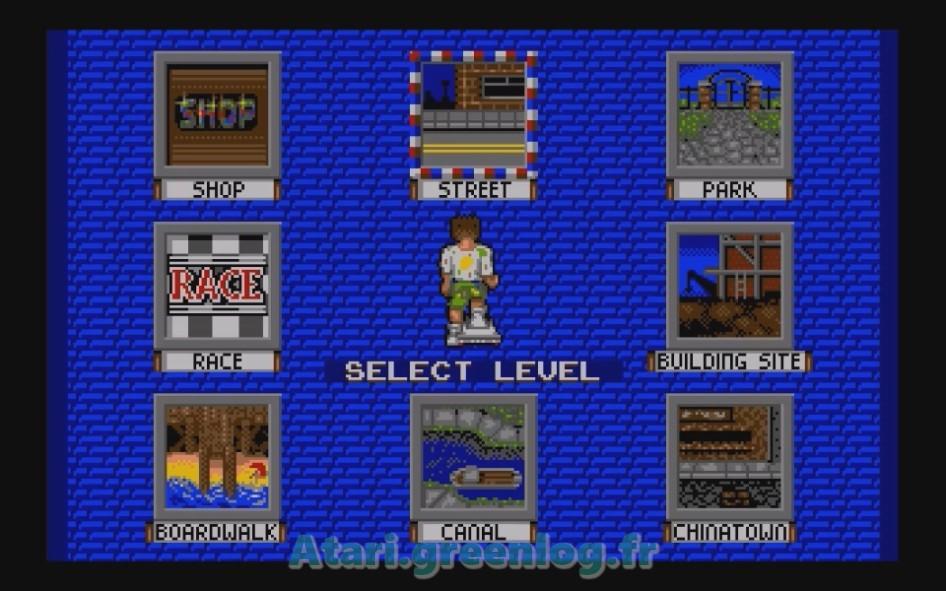 Skidz : Impression d'écran 4