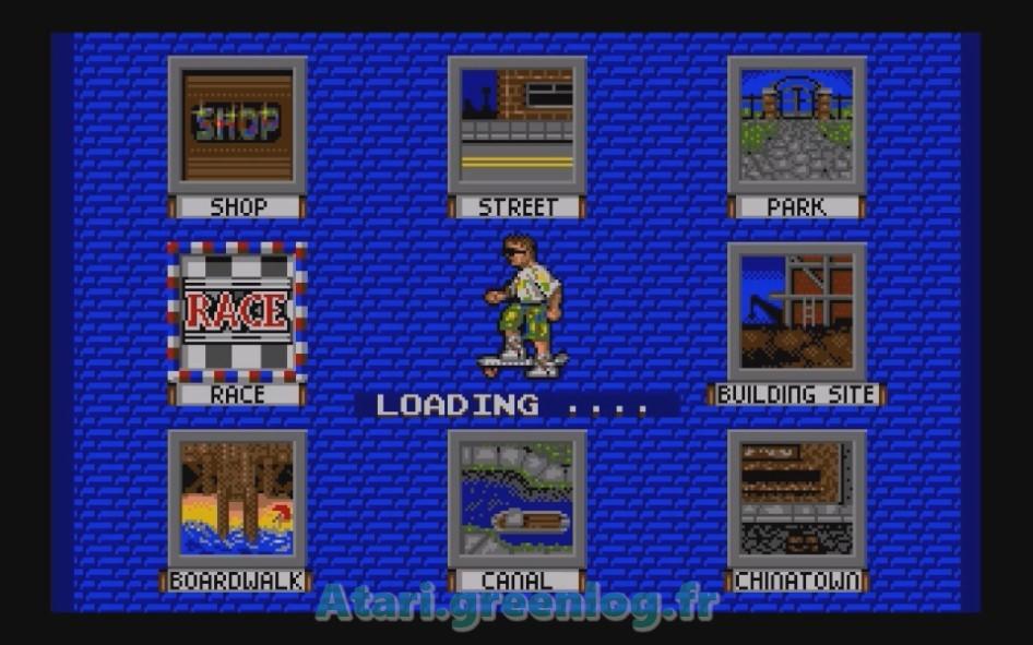 Skidz : Impression d'écran 5