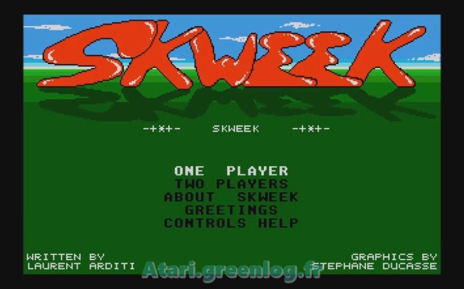 Skeek : Impression d'écran 9