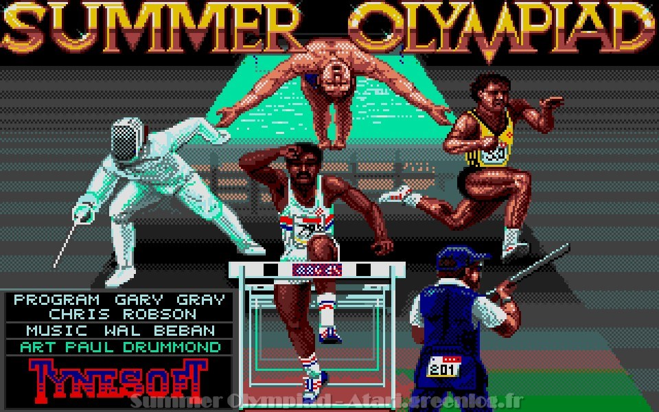 Summer olympiad