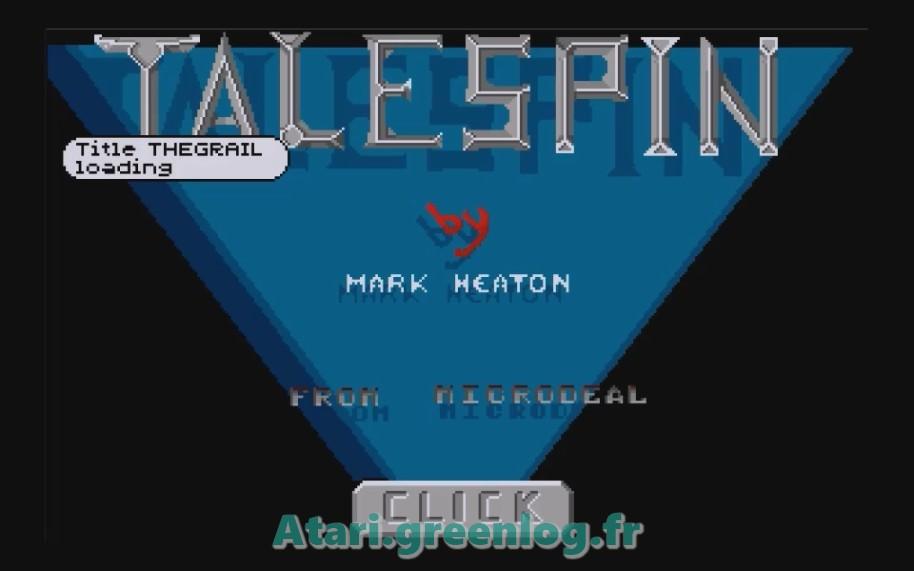 Talespin : Impression d'écran 3