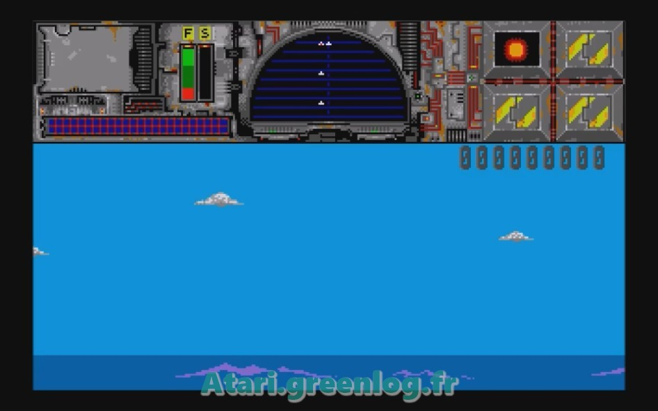 Thunder Burner : Impression d'écran 10