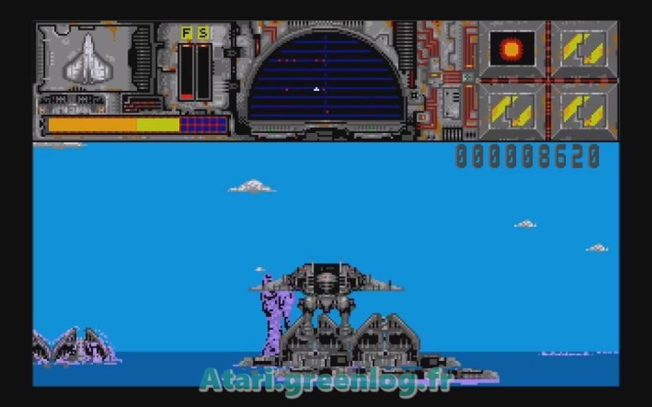 Thunder Burner : Impression d'écran 13