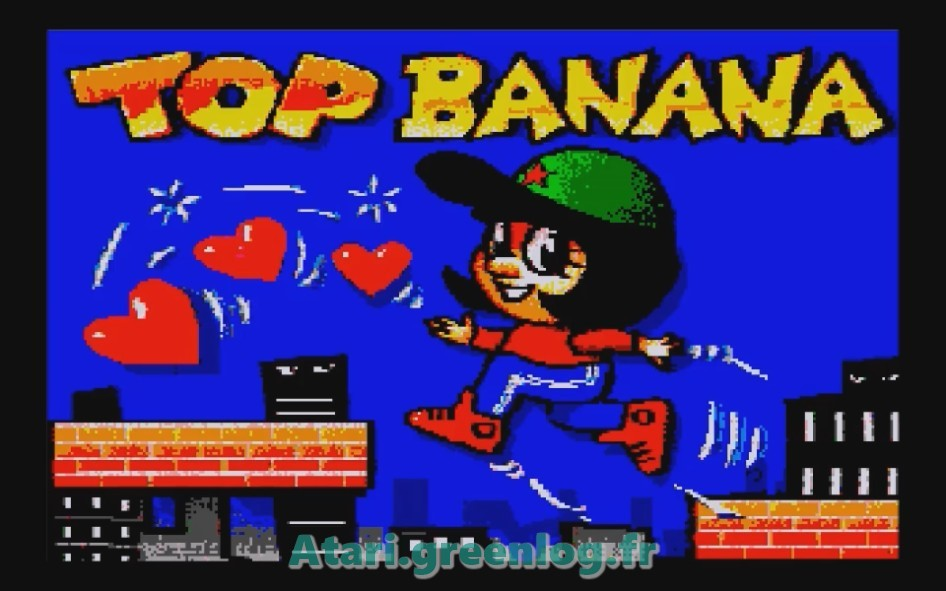 Top Banana : Impression d'écran 1