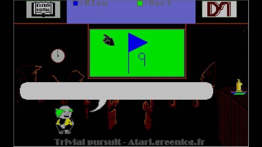 Trivial Pursuit : Impression d'écran 4