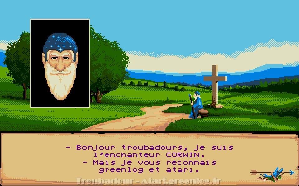 Troubadours : Impression d'écran 7