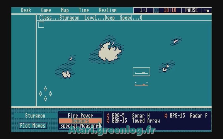 Under the ice : Impression d'écran 5