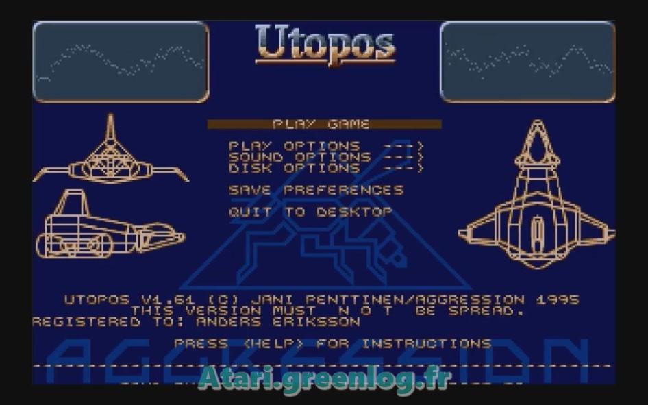 Utopos : Impression d'écran 4