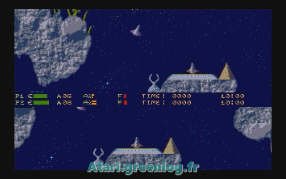 Utopos : Impression d'écran 9