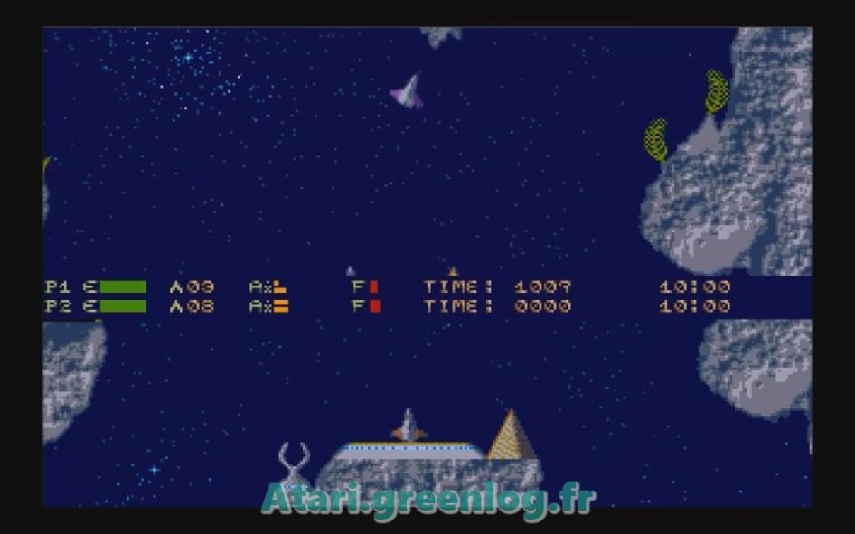 Utopos : Impression d'écran 13