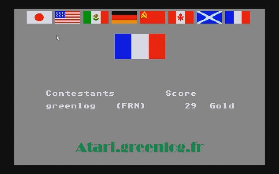 World Games : Impression d'écran 8